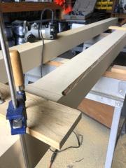 Wood Chamfering